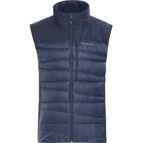 Norrøna Falketind Down750 bodywarmer Heren, indigo night